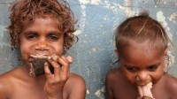 Food security gulf opening up in indigenous Australia