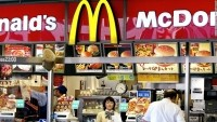 McDonald's registers first growth after 19-month slump