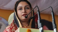 Harsimrat Kaur Badal has called on entrepreneurs to invest in food processing