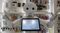 Pepper, Nestlé's robot, will be able to 'read' people's emotions