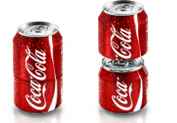 Coke's sharing can (Picture Credit: The Coca-Cola Company)