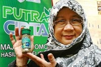 Malaysia's herbal leadership the result of government support