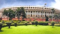 The Lok Sabha, India's parliament, where the Budget session took place