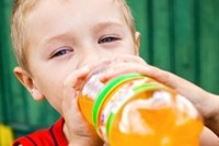 Kids with easy access to sweet drinks 5x more likely to overindulge