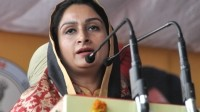 Food processing minister Harsimrat Kaur Badal said the current system was hurting the food industry
