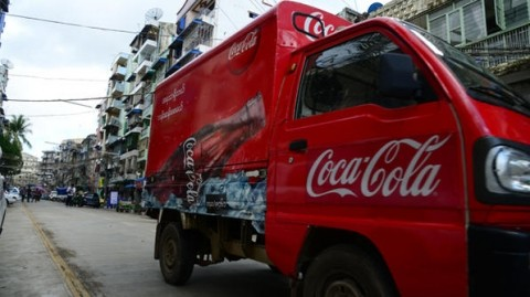 Coca-Cola Starts Local Production in Myanmar - AOL Finance