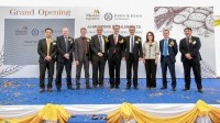 JJ-Muntons officials inaugurate the new plant