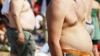 Obesity taking its toll in Asia's heaviest country