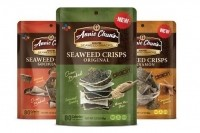 Annie Chun's takes seaweed mainstream with Seaweed Crisps