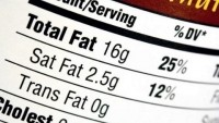 Taiwan outlaws trans fats over three years