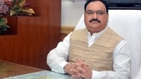 JP Nadda, India's health minister, promised action by the government