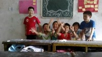 China's rural kids left behind in nutrition as parents seek fortune