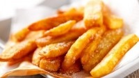 Acrylamide forms naturally in carbohydrate-rich foods like chips