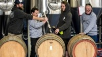 Craft brewery launches beers aged in Barossa Valley wine barrels