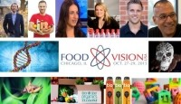 Food Vision USA: From 3D printing & DNA diets to edible insects