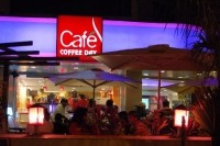 Cafe Coffee Day has over half of India's specialist coffee shops
