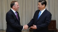 China's red-faced diplomacy meets with Kiwi gritted teeth